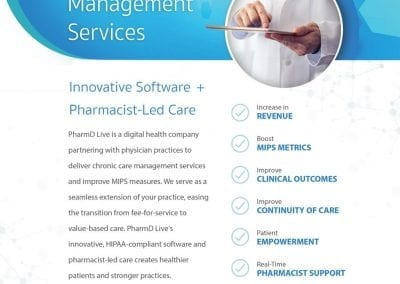 Chronic Care Management Services