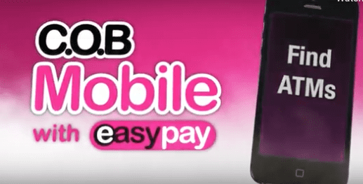 COB Mobile App 15 sec